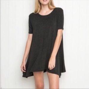 Brandy Melville Anita tunic tee dress
